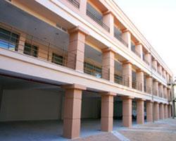 Κτήριο Τμήματος Αρχειονομίας, Βιβλιοθηκονομίας και Μουσειολογίας