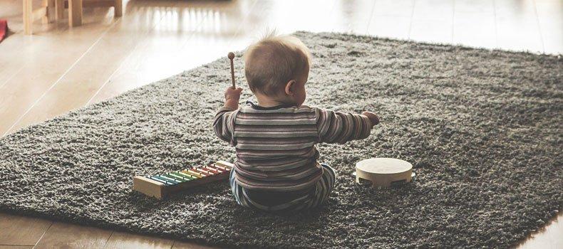 ΤΜΣ: Πρόγραμμα μουσικής αγωγής για βρέφη και νήπια [Οκτώβριος 2015 - Μάιος 2016]