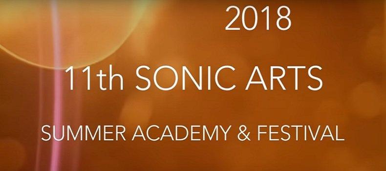 ΤΜΣ: 11η Θερινή Ακαδημία και Φεστιβάλ Ηχητικών Τεχνών [10-15/7/18]