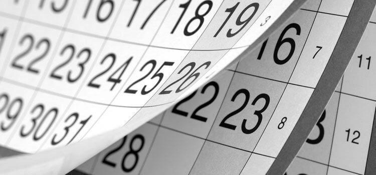 Ωρολόγιο πρόγραμμα Εαρινού εξαμήνου 2019-2020
