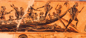 Seafarers in Ancient Greece - Pirates, Sailors, Colonizers